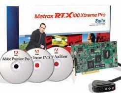 Matrox RTX 100
